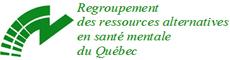Regroupement des ressources alternatives en santé mentale du Québec – RRASMQ